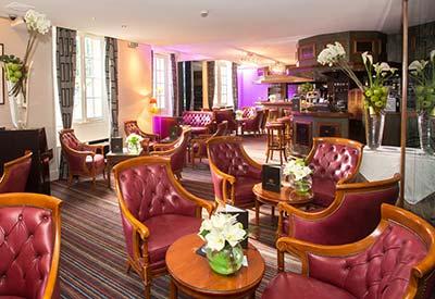 Bar James Edouard Luxe