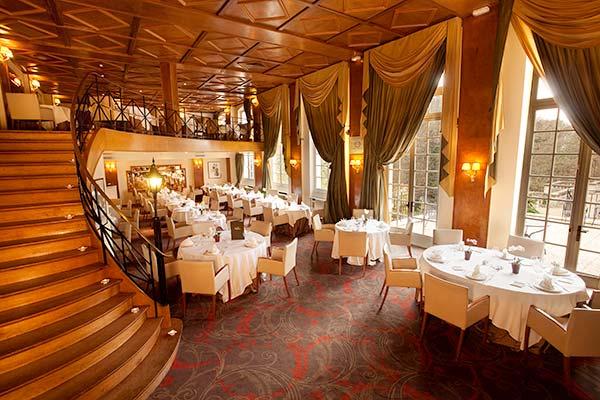 Le vilargene restaurant chantilly hotel near paris for Chateau hotel paris