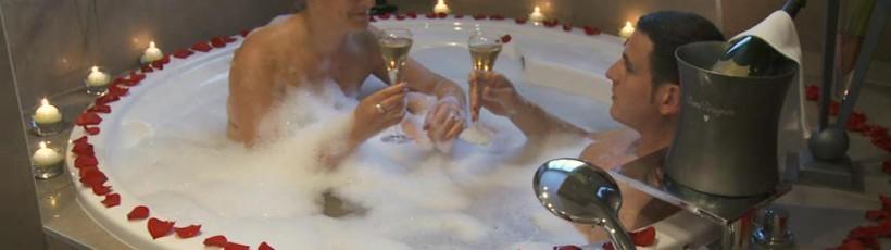 Egyptienne baignoire champagne2