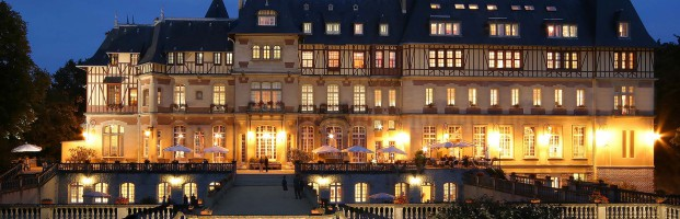 Special offers & deals in a castle hotel near Paris
