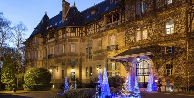 Chantilly Spa Hotel near Paris - Chateau de Montvillargenne