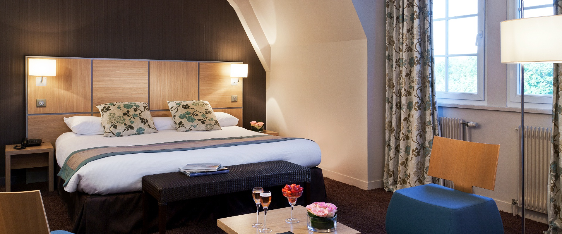 chambre hotel chantilly