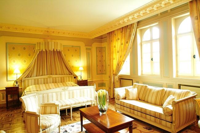Directoire Deluxe room
