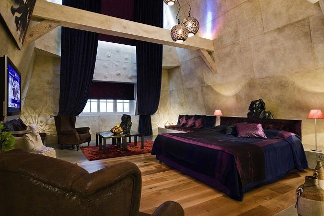 Egyptian Prestige Room