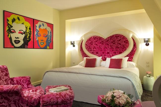 Marilyn Deluxe room