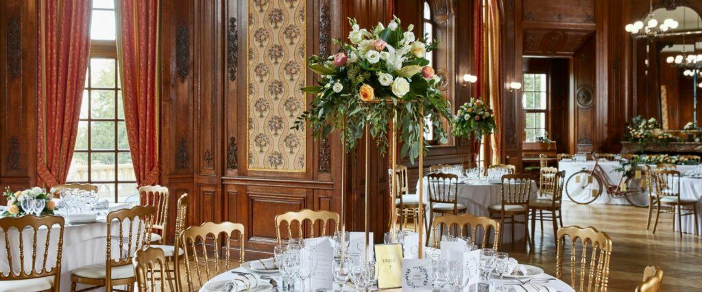 Pompadour Dining room