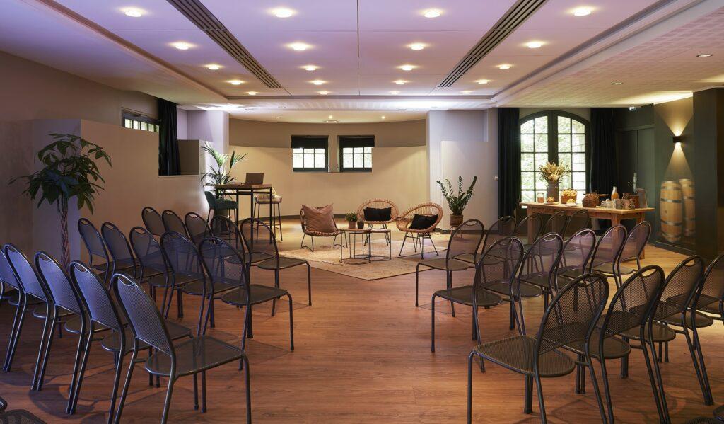 Baronnie meeting room