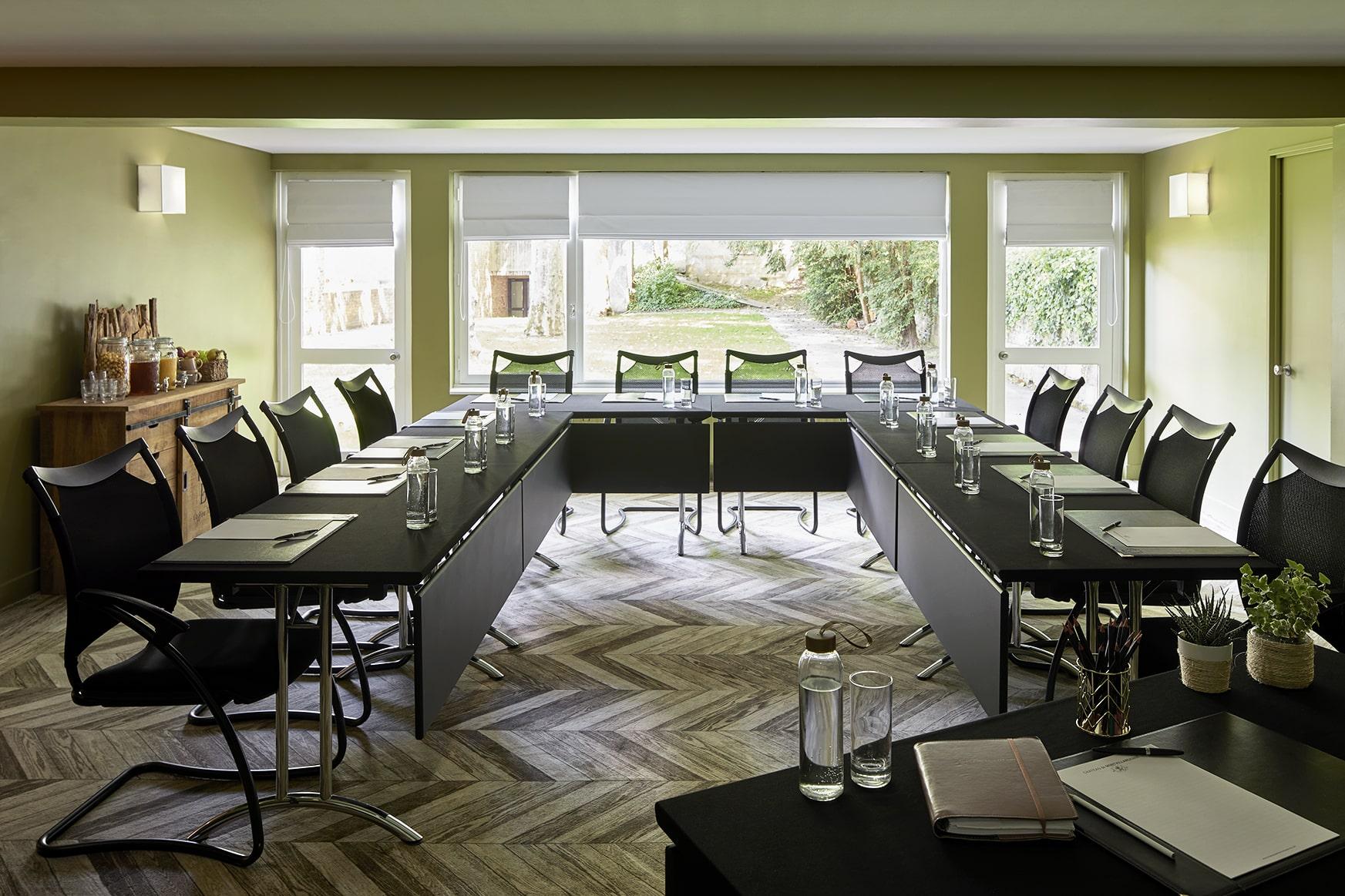 Verdi meeting room