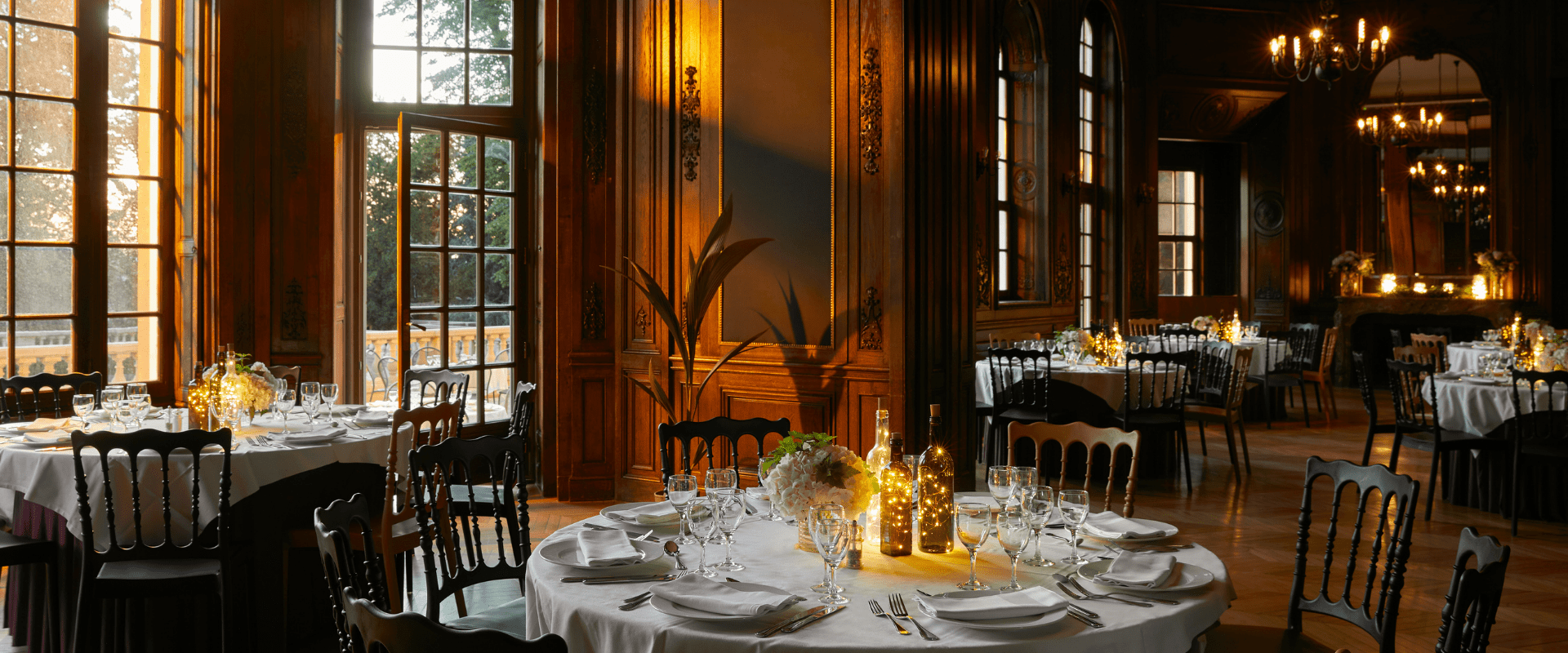Historic Dining rooms