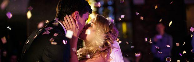 Mariés et cotillons