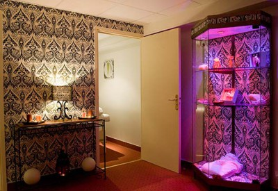 hôtel bien-être, château hôtel Chantilly