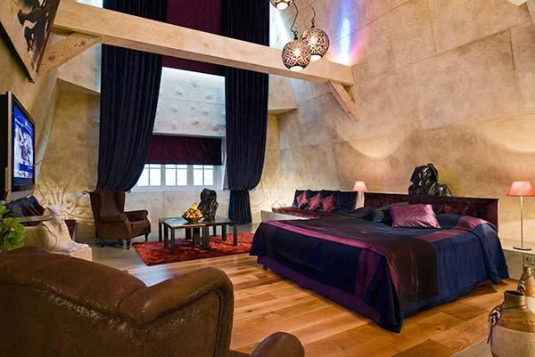 Chambre Prestige Egyptienne Week End Feerique Dans Un Chateau