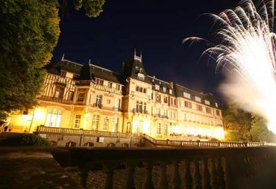 château mariage à Chantilly, près de Paris