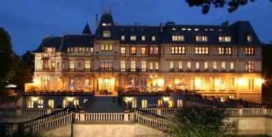 château hôtel Chantilly