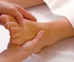 soin des pieds - carte des soins