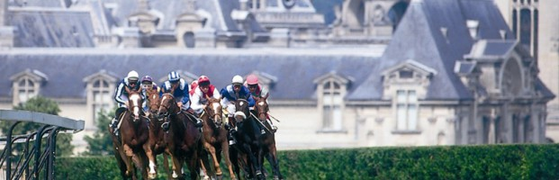 Courses à Chantilly