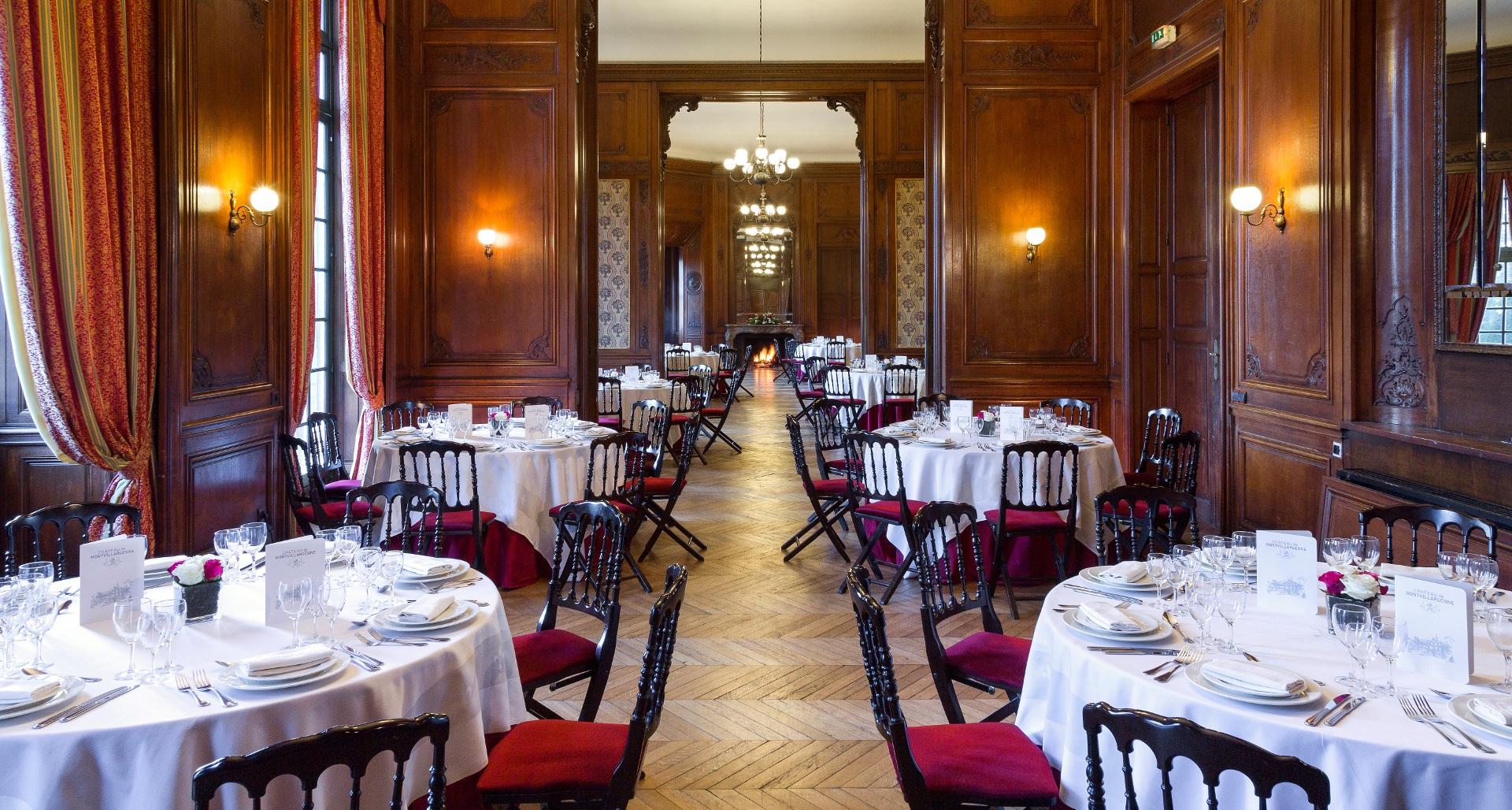 Salles Et Salons Mariage Féerique Au Château De