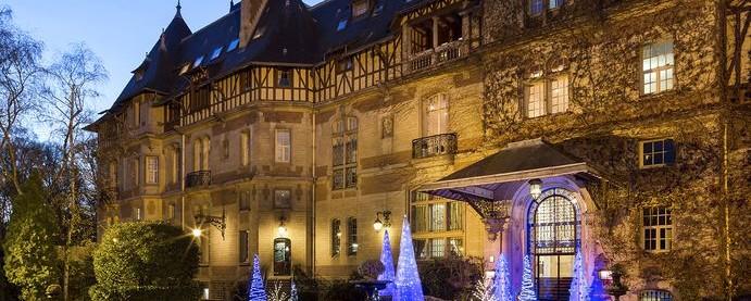 Réveillon de Noël 2017 au Château de Montvillargenne