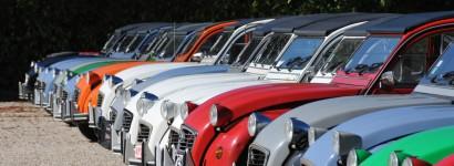 Rallye de voitures