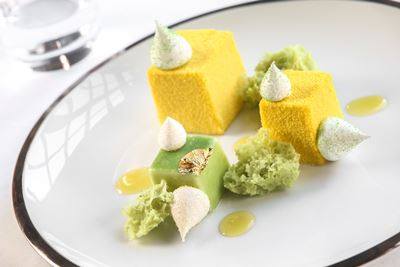 Dessert gastronomique