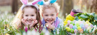 Pâques en famille à Chantilly