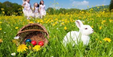Séjours Pâques en famille près de Paris