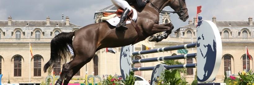 L'élite mondiale du jumping se donne rendez-vous à Chantilly !