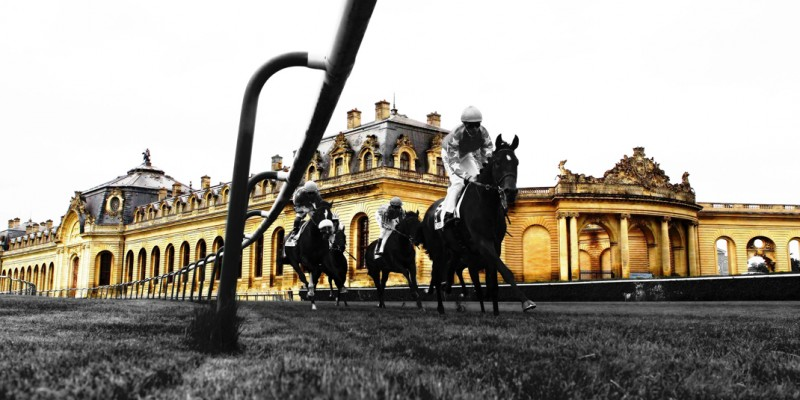 Prix de l'Arc de Triomphe Chantilly