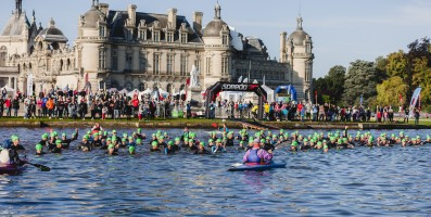 Triathlon chantilly
