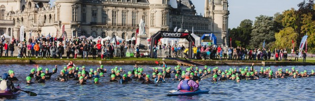 Triathlon du château de chantilly