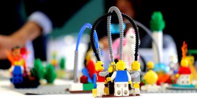 Séminaire Lego Serious Play - château de Montvillargenne