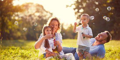 Weekend famille
