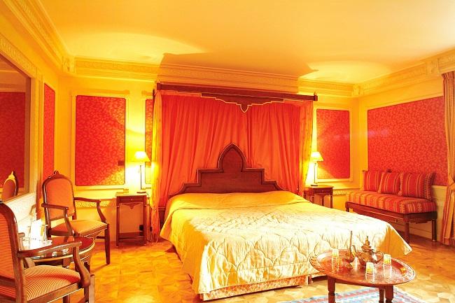 Chambre de Luxe Orientale