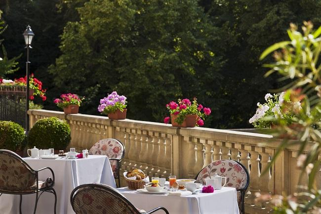 Terrasse du Petit Déjeuner