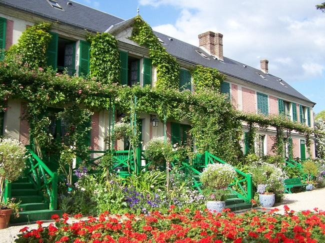 Maison de Monet à Giverny