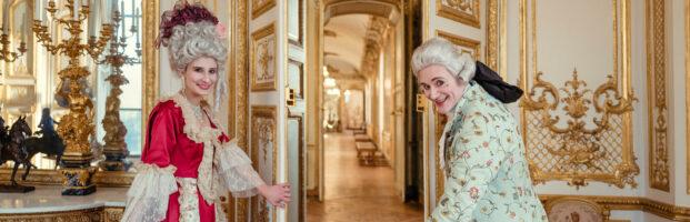 Soirée princière Chantilly