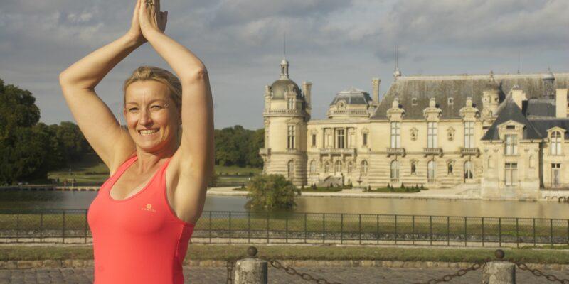Yoga à Chantilly